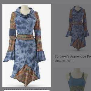 🎃 Sorcerer's Apprentice Dress Costume